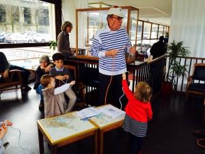 Nœuds de marins : apprentissage
